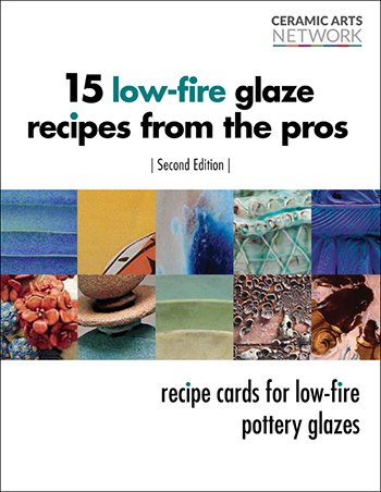 Low Fire Glazes cover