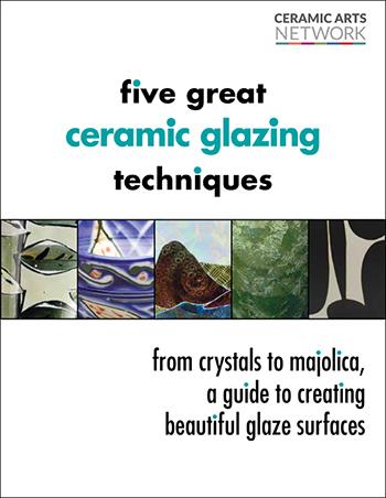 Ceramic Glazing Techniques cover