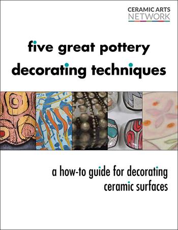Ceramic Decorating Techniques cover