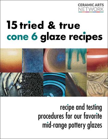 Cone 6 Glazes cover