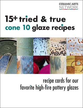 High Fire Glazes cover