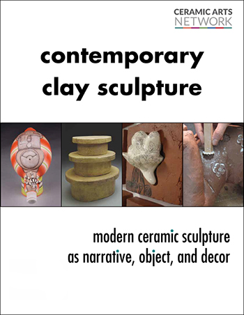 Contemporary Clay Sculpture cover