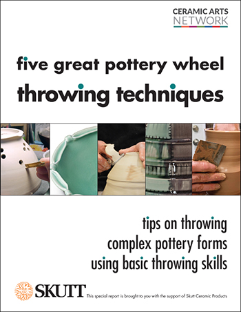 Wheel Throwing Techniques cover
