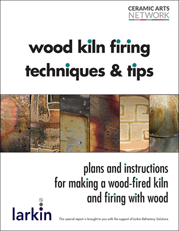 Wood Kiln Firing cover