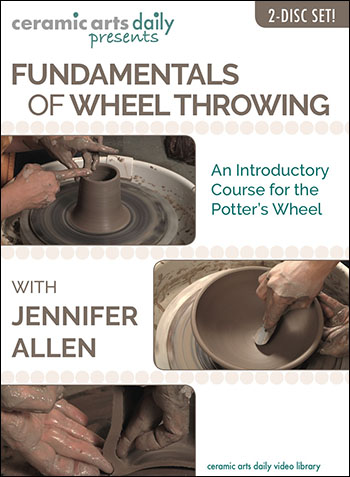 Fundamentals of Wheel Throwing Cover